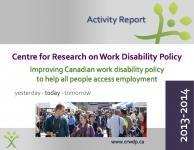 CRWDP 2013-2014 Activity Report