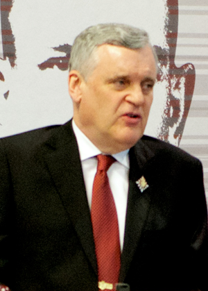 Hon. David Onley's speech at the CRWDP launch