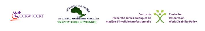 DWC Partner Organizations: CCRW logo, ONIWG logo, and CRWDP logo