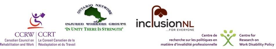 CCRW, ONIWG, InclusionNL, CRWDP