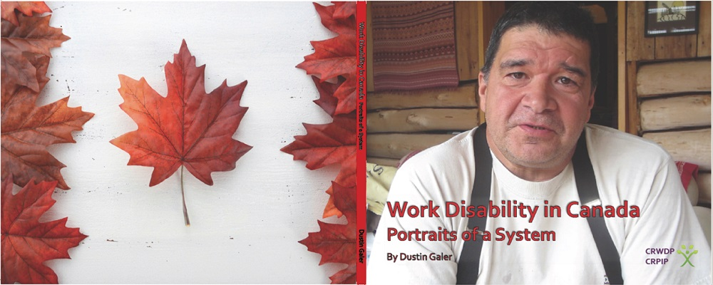 Portraits of a System by Dustin Galer, picture of the book cover